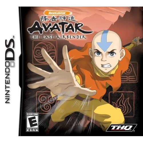Avatar: The Last Airbender For Nintendo DS DSi 3DS 2DS