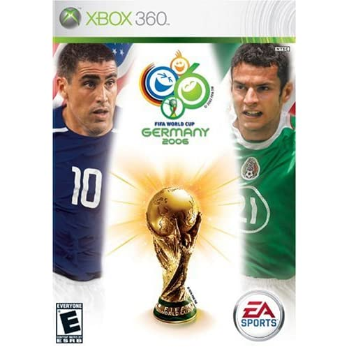 2006 FIFA World Cup For Xbox 360 Soccer