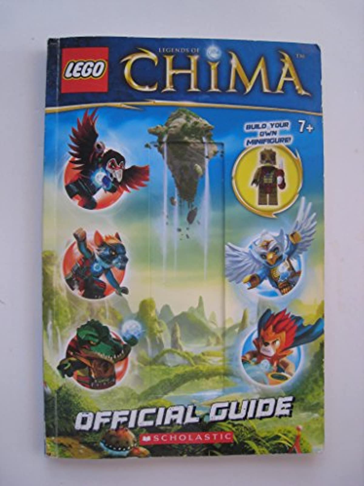 Lego Legends Of Chima: Official Guide Lego Legends Of Chima Strategy Guide