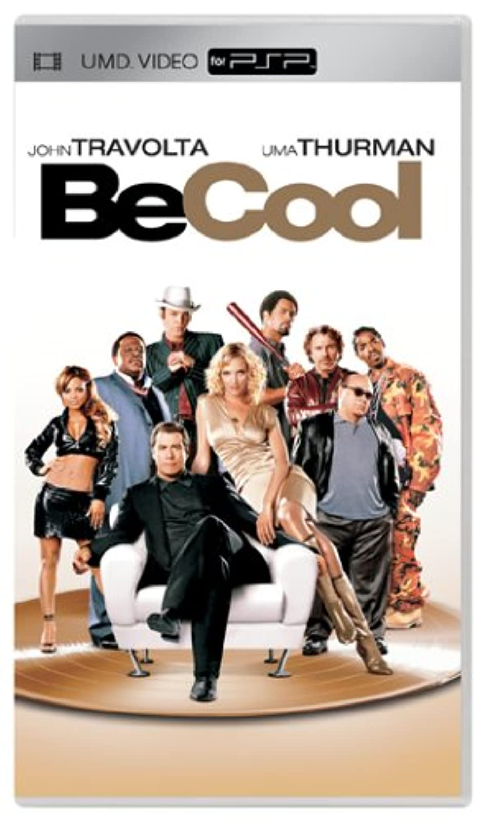 Be Cool UMD For PSP Movie