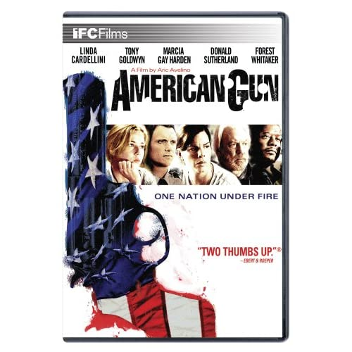 Image 0 of American Gun On DVD With Marcia Gay Harden Drama