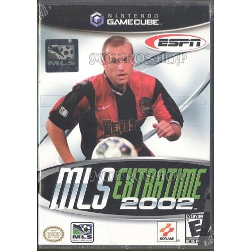 ESPN MLS Extra Time 2002 For GameCube
