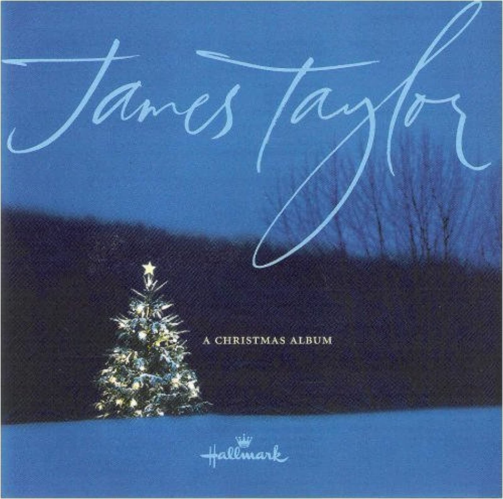 A Christmas Album By James Taylor Performer On Audio CD