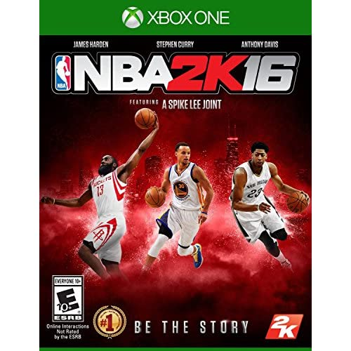 NBA 2K16 For Xbox One Basketball