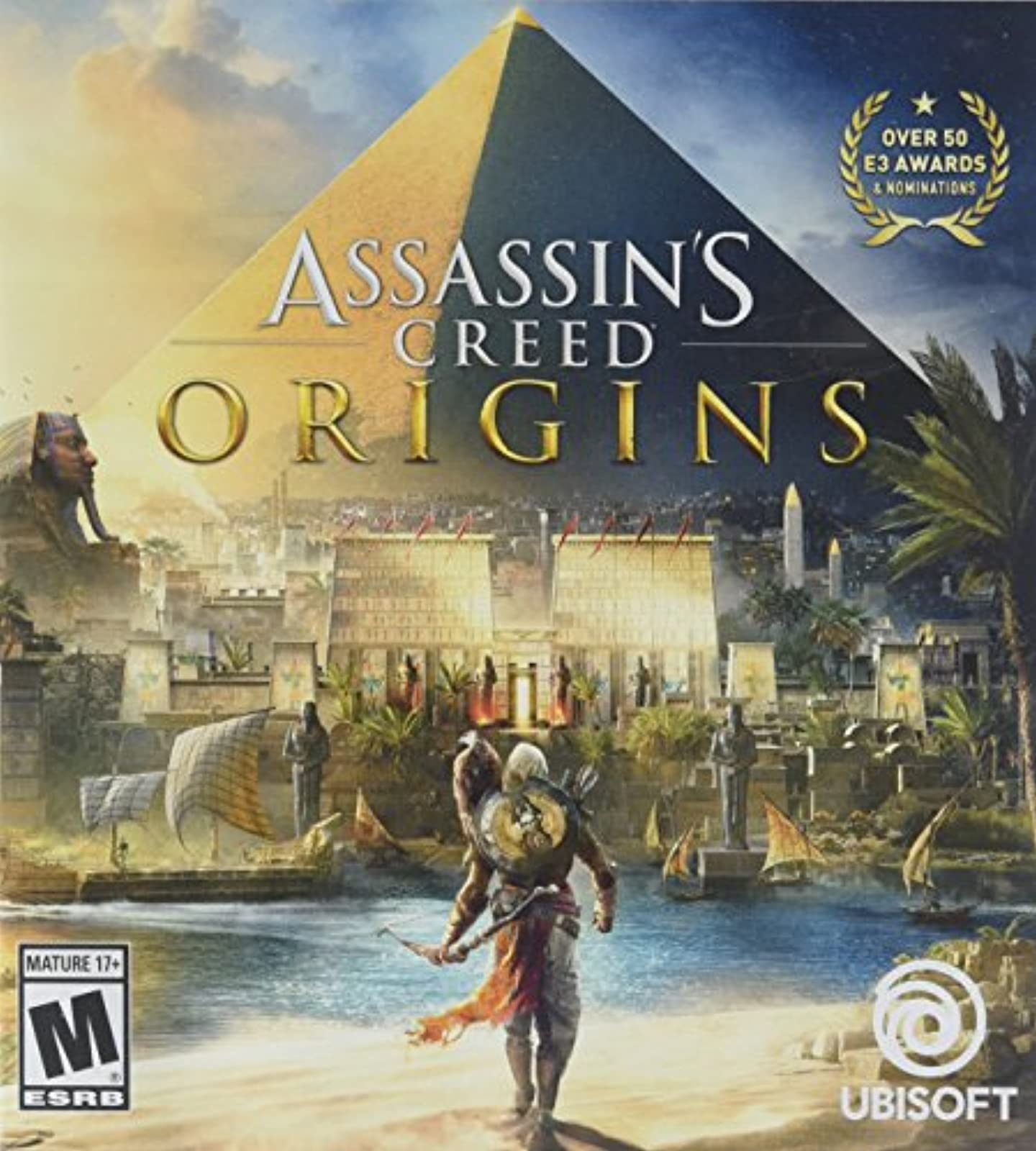 Assassin's Creed Origins Standard Edition For PlayStation 4 PS4 PS5