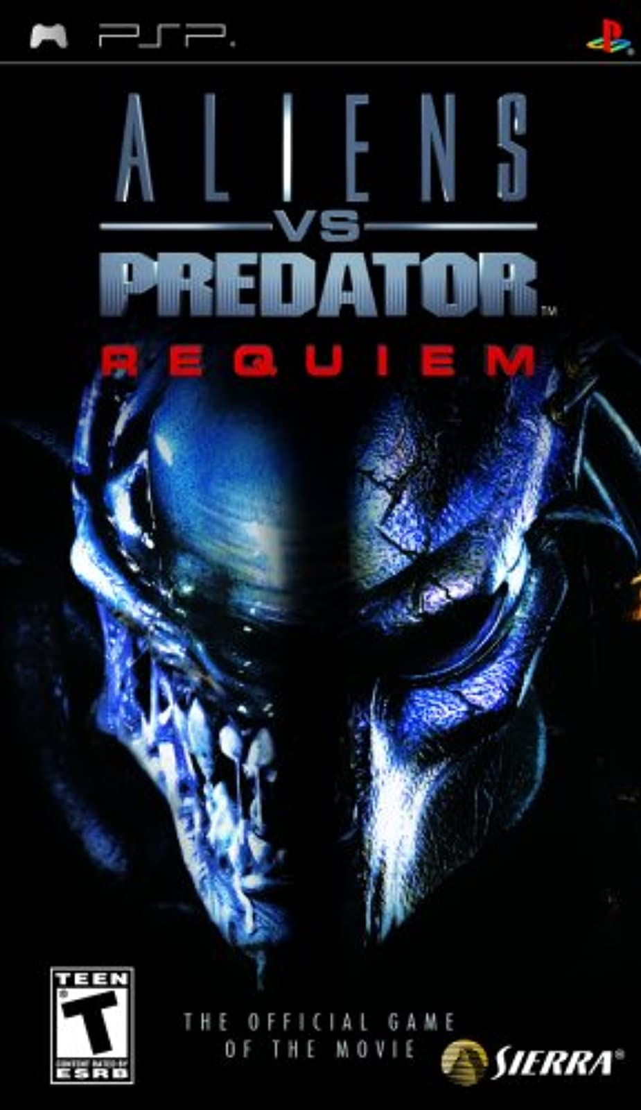 Aliens Vs Predator Requiem Sony For PSP UMD