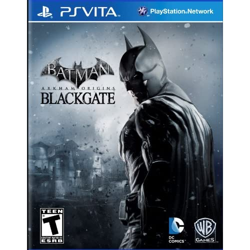 Batman: Arkham Origins Blackgate PlayStation Vita For Ps Vita
