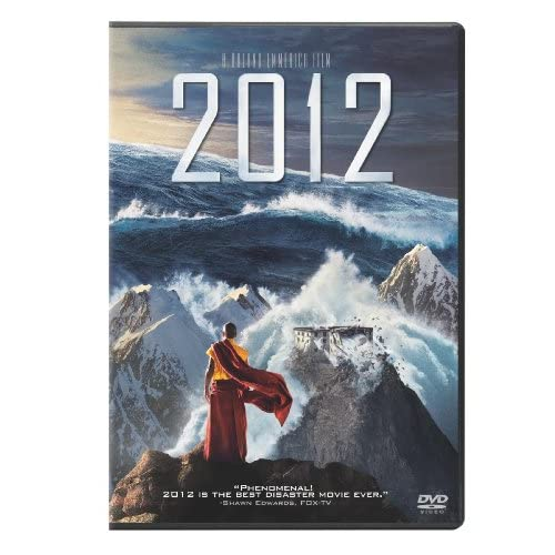2012 On DVD With John Cusack