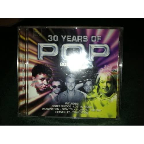 30 Years Of Pop Body Talk On Audio CD Album
