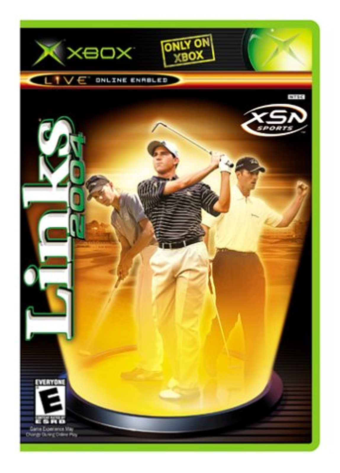 Links 2004 For Xbox Original