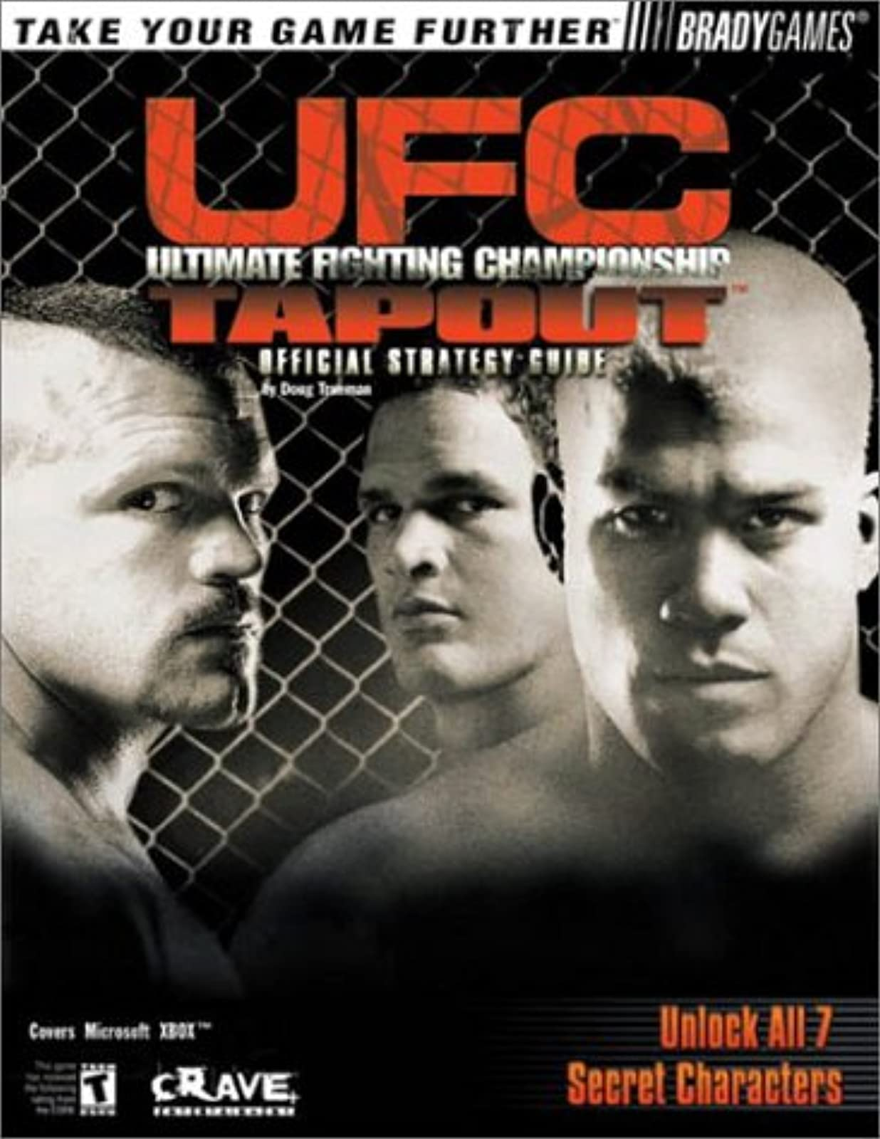 Ultimate Fighting Championship: Tapout Official Strategy Guide
