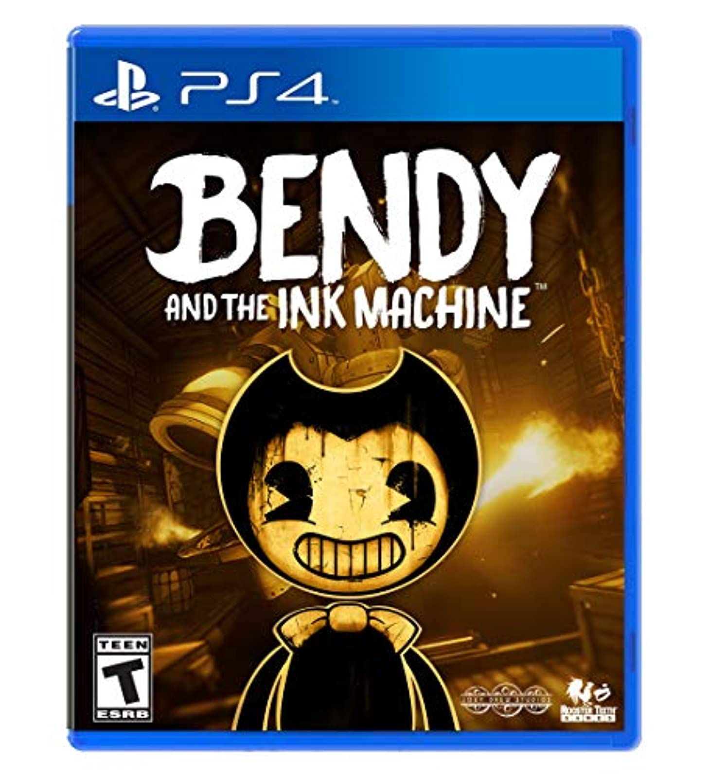 Bendy And The Ink Machine PS4 For PlayStation 4 PS5