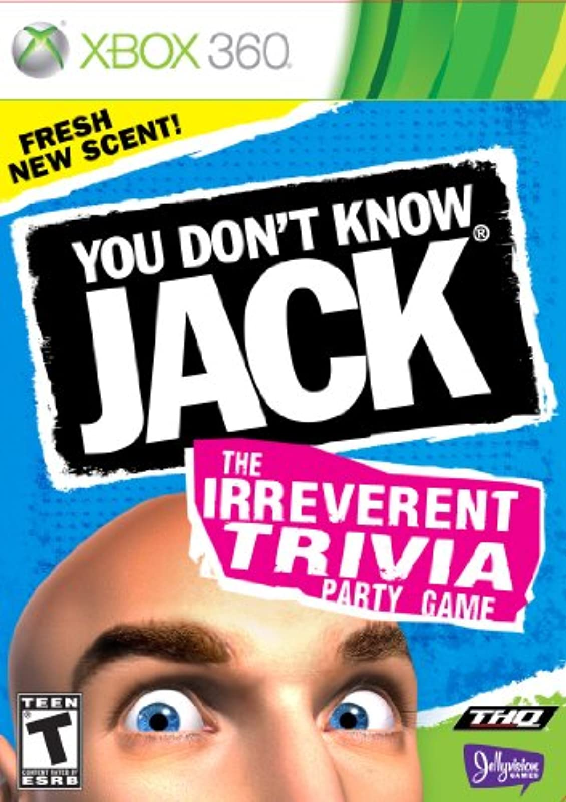 You Don't Know Jack For Xbox 360 Trivia