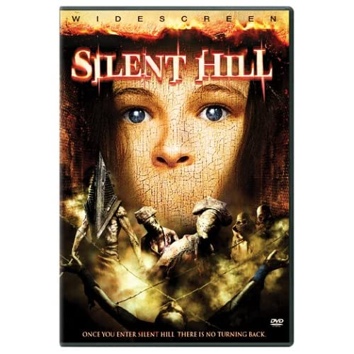 Silent Hill Widescreen Edition On DVD With Radha Mitchell Horror