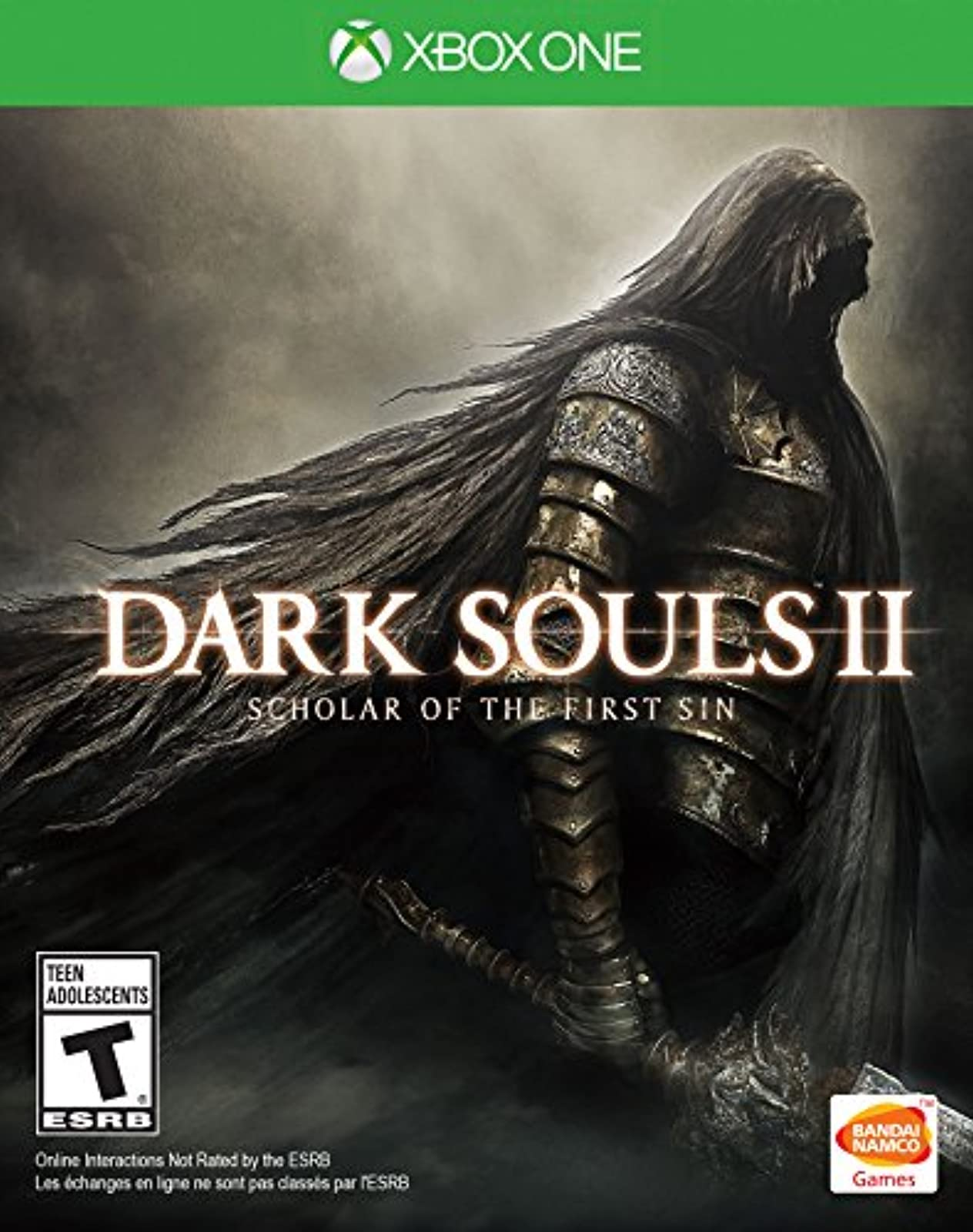 Dark Souls II: Scholar Of The First Sin For Xbox One