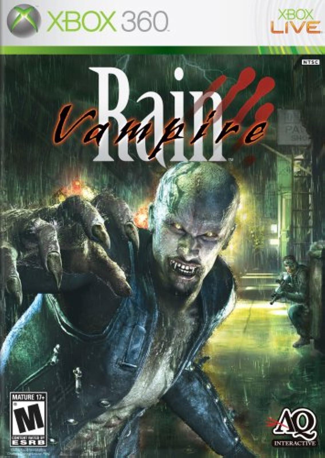 Vampire Rain For Xbox 360