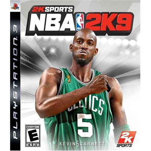 NBA 2K9 For PlayStation 3 PS3 Basketball