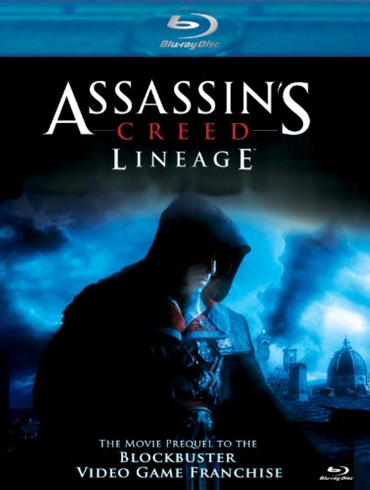 Assassin's Creed: Lineage Blu-Ray On Blu-Ray With Romano Orzari