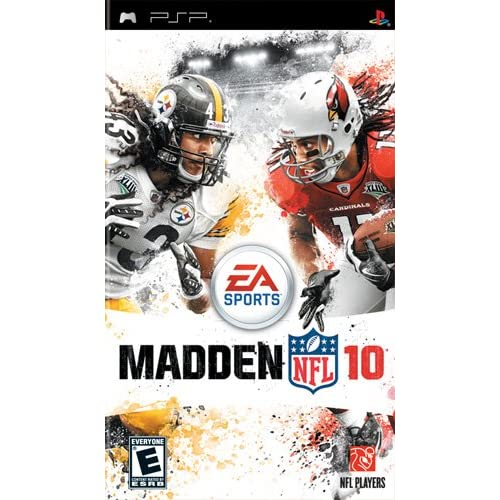 Image 0 of Madden NFL 10 Game For Sony PSP