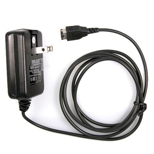 AC Adapter For Nintendo Game Boy Advance SP Wall Power Charger For DS
