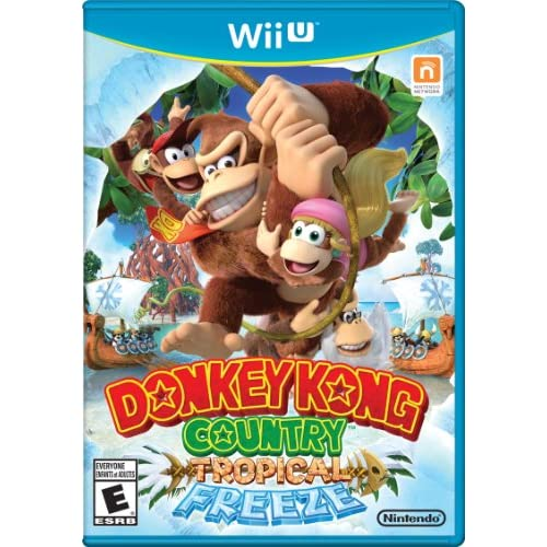 Image 0 of Donkey Kong Country Tropical Freeze For Wii U