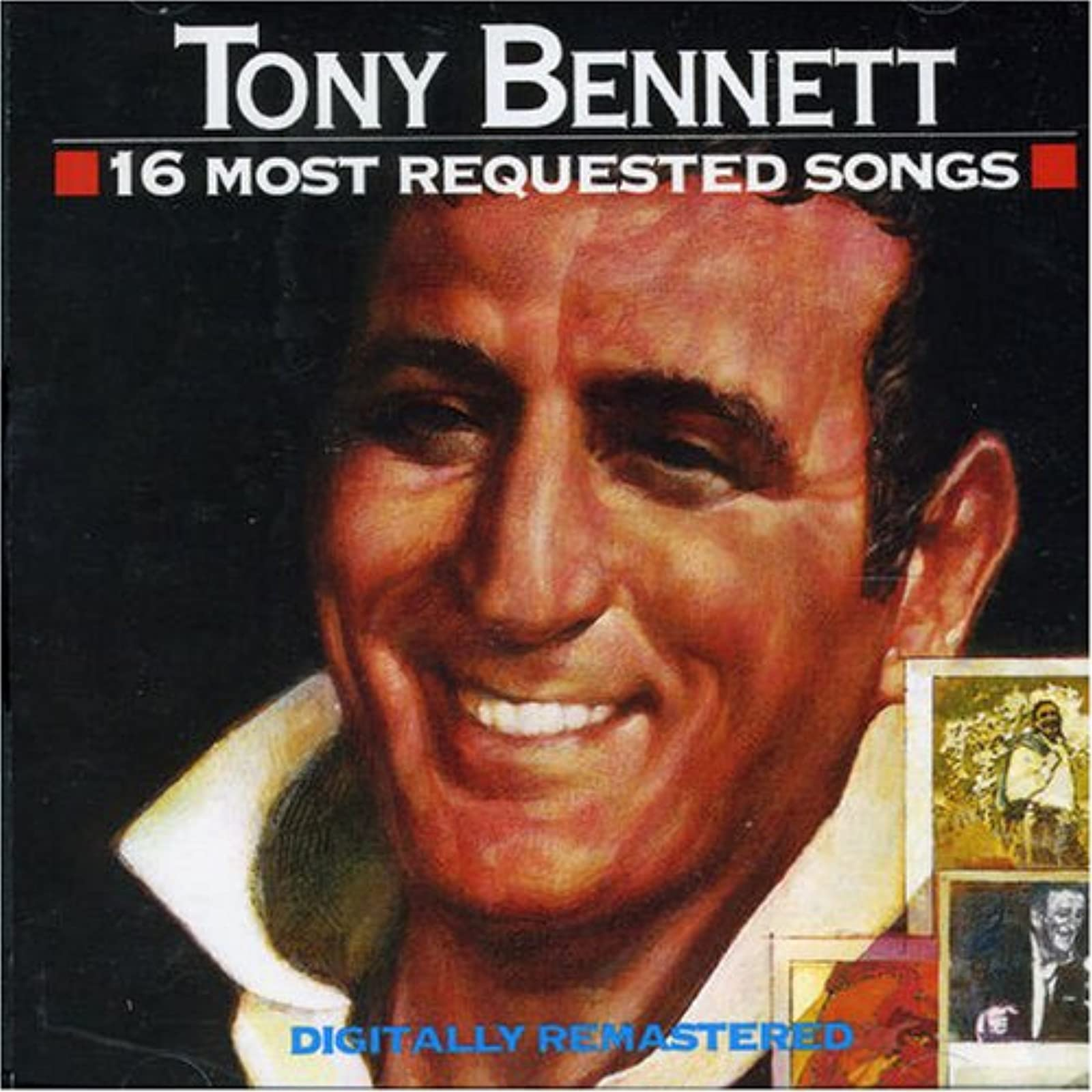 16 Most Requested Songs By Tony Bennett On Audio CD Album Import 2005