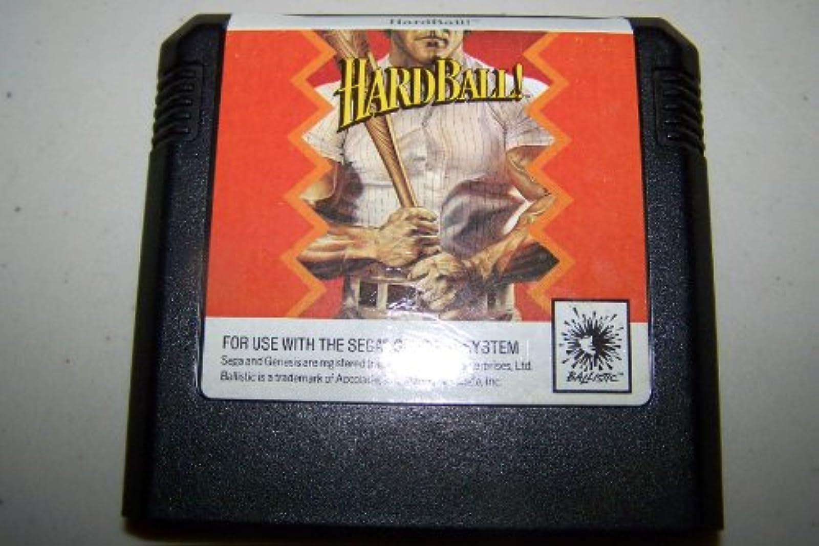 Hardball III For Sega Genesis Vintage Baseball