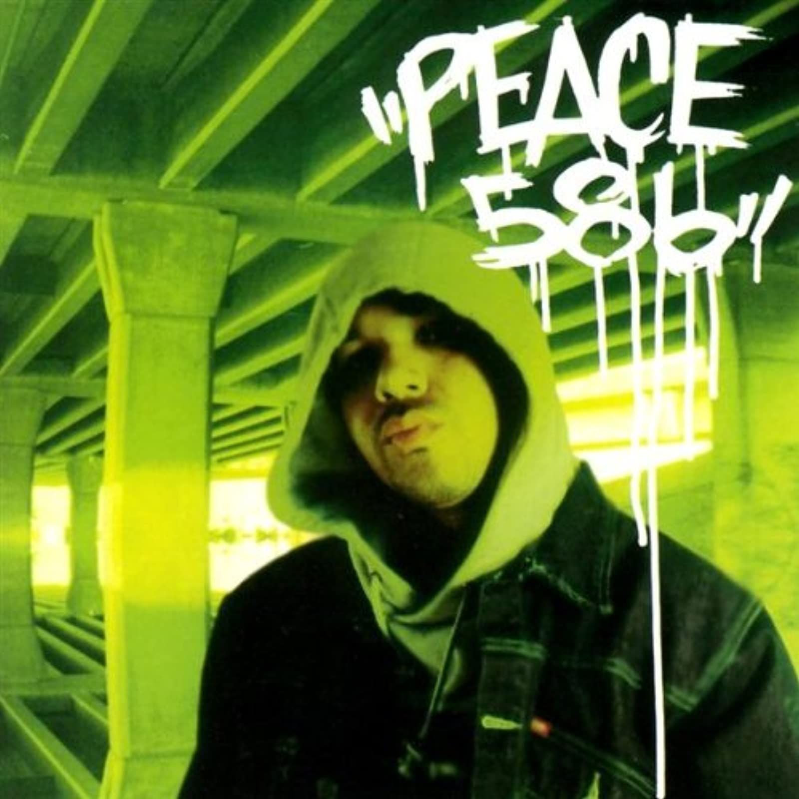 586 By Peace 586 Peace 586 Performer On Audio CD Album 2002