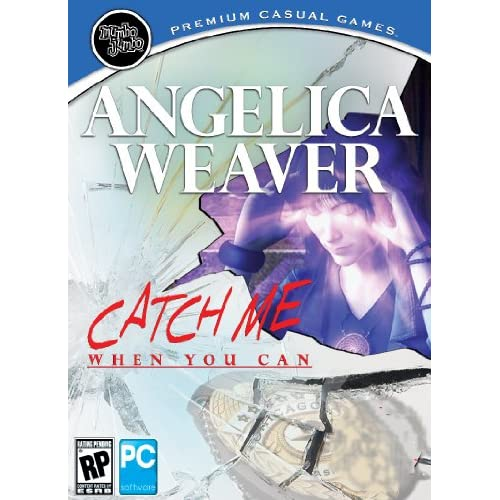 Angelica Weaver Catch Me When You Can Edition Physical Copy Puzzle Software