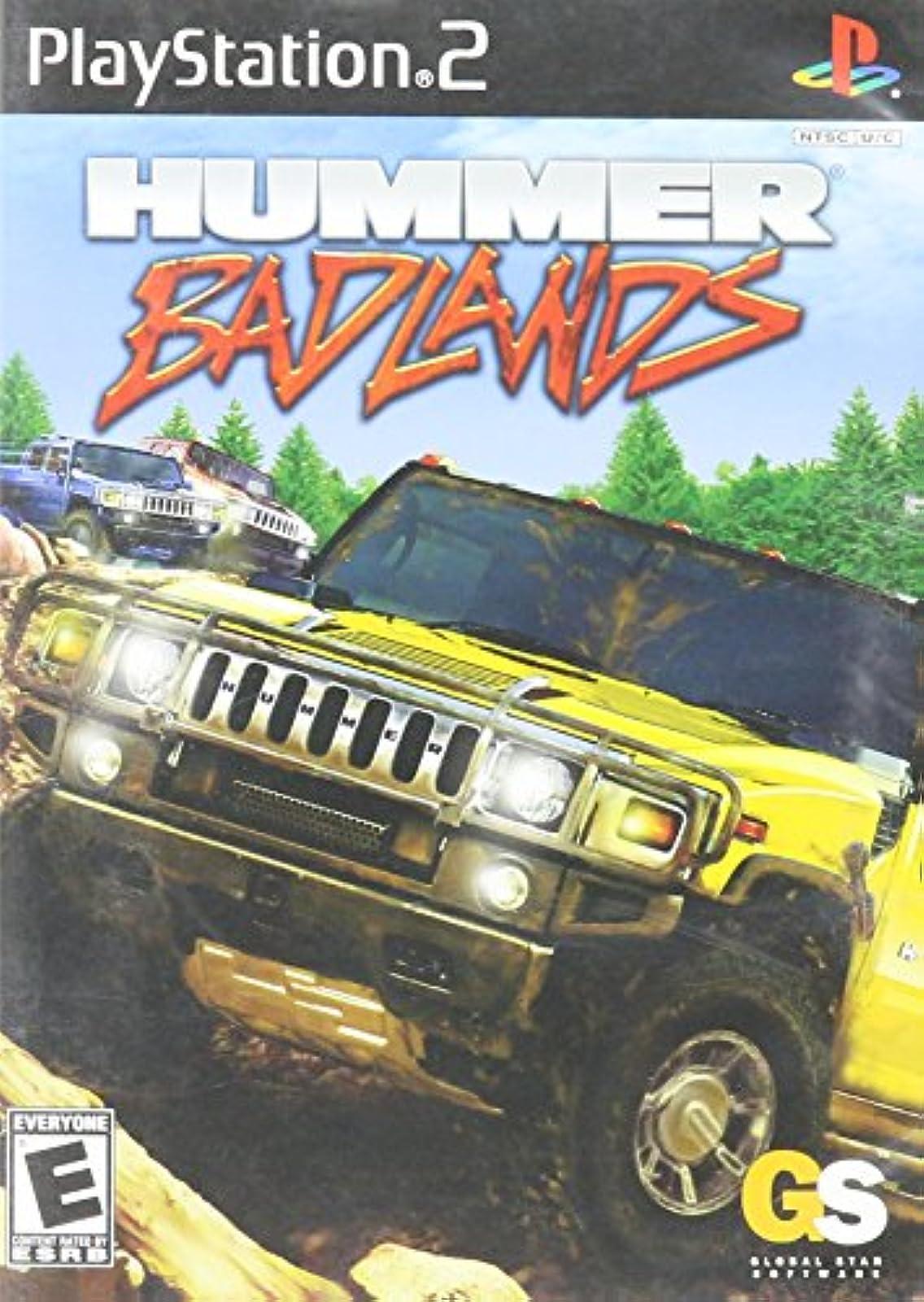 Hummer Badlands For PlayStation 2 PS2 Racing