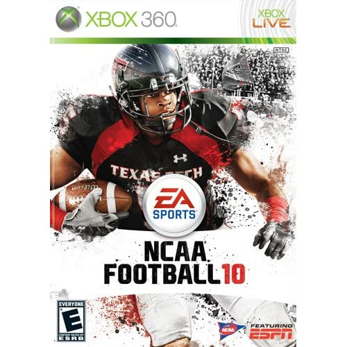 Image 0 of NCAA Football 10 For Xbox 360