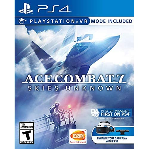 Ace Combat 7: Skies Unknown For PlayStation 4 PS4 Flight