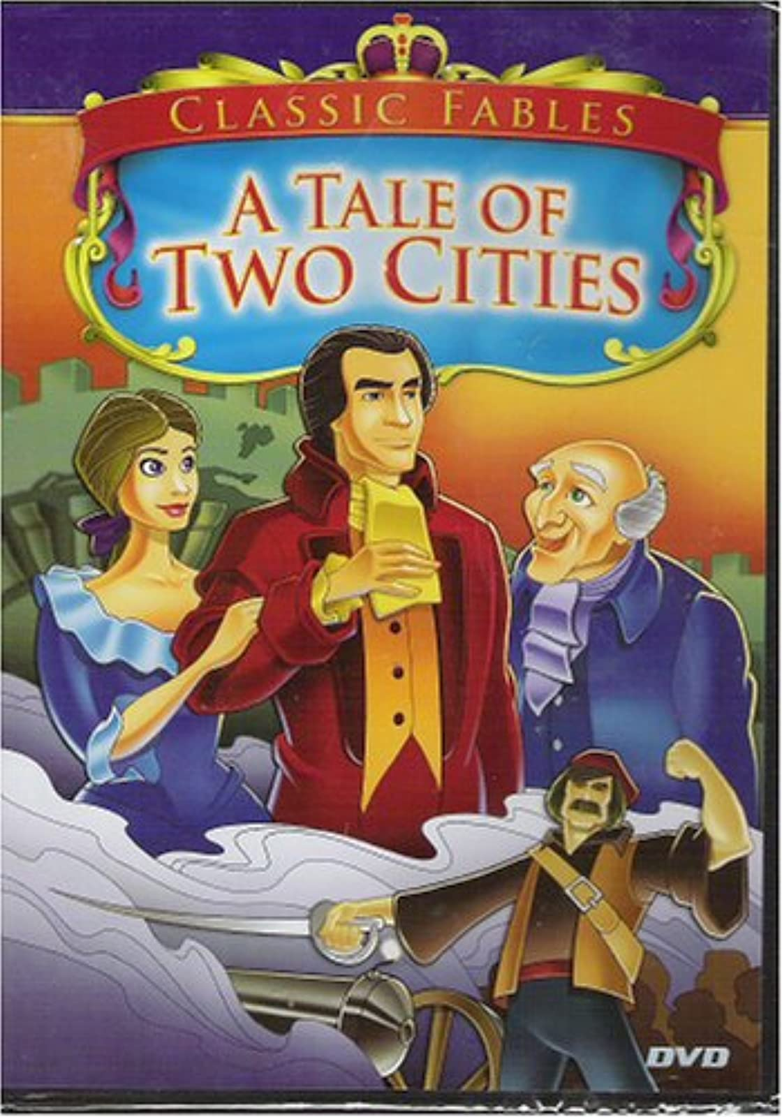 A Tale Of Two Cities On DVD 2