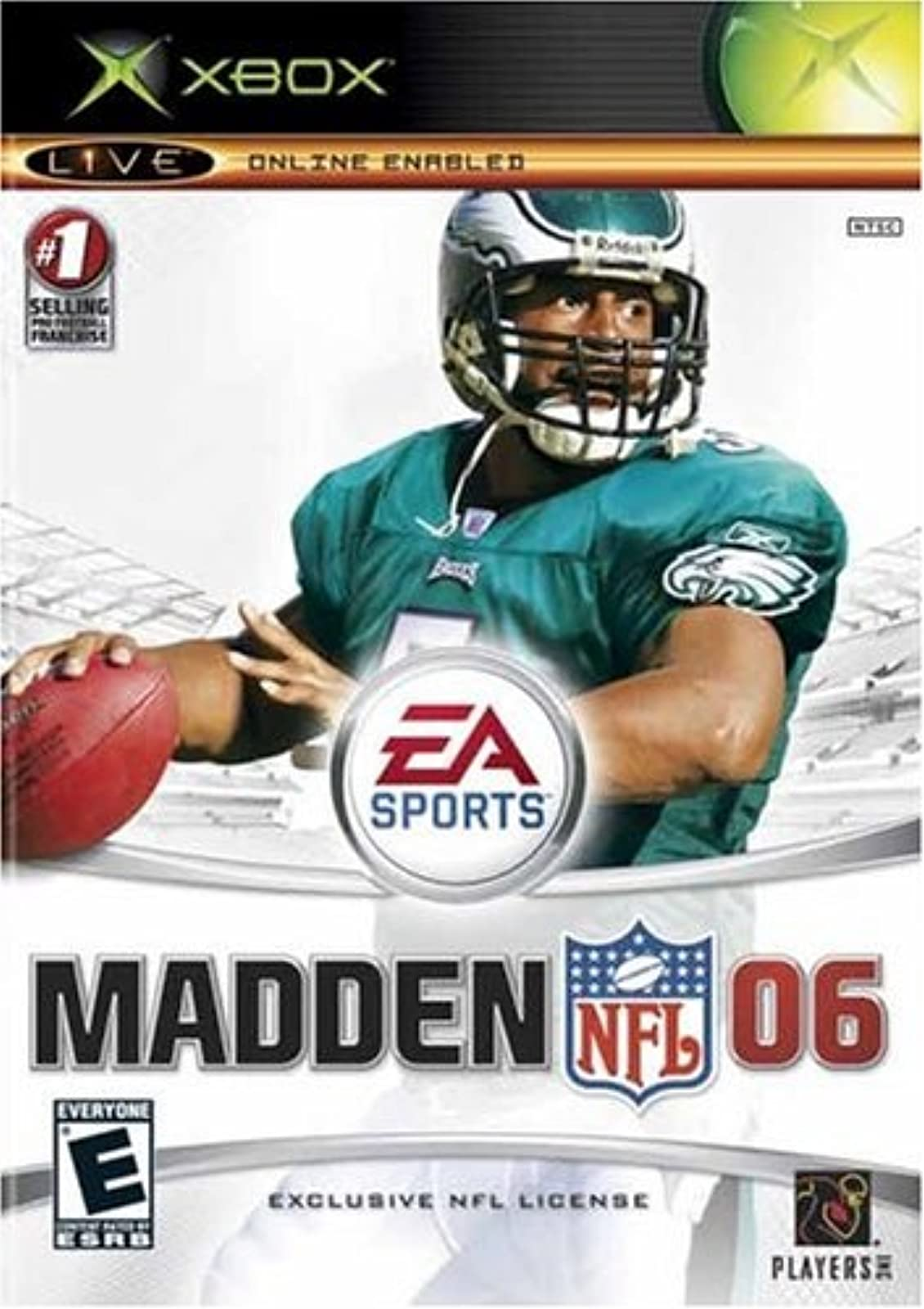 Madden NFL 06 Xbox For Xbox Original Football