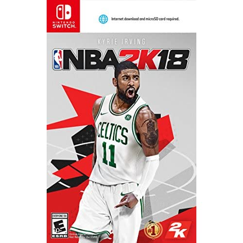 NBA 2K18 Standard Edition For Nintendo Switch
