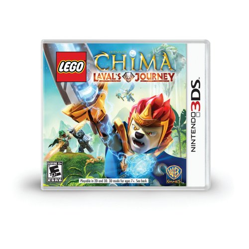 Lego Legends Of Chima: Laval's Journey Nintendo For 3DS
