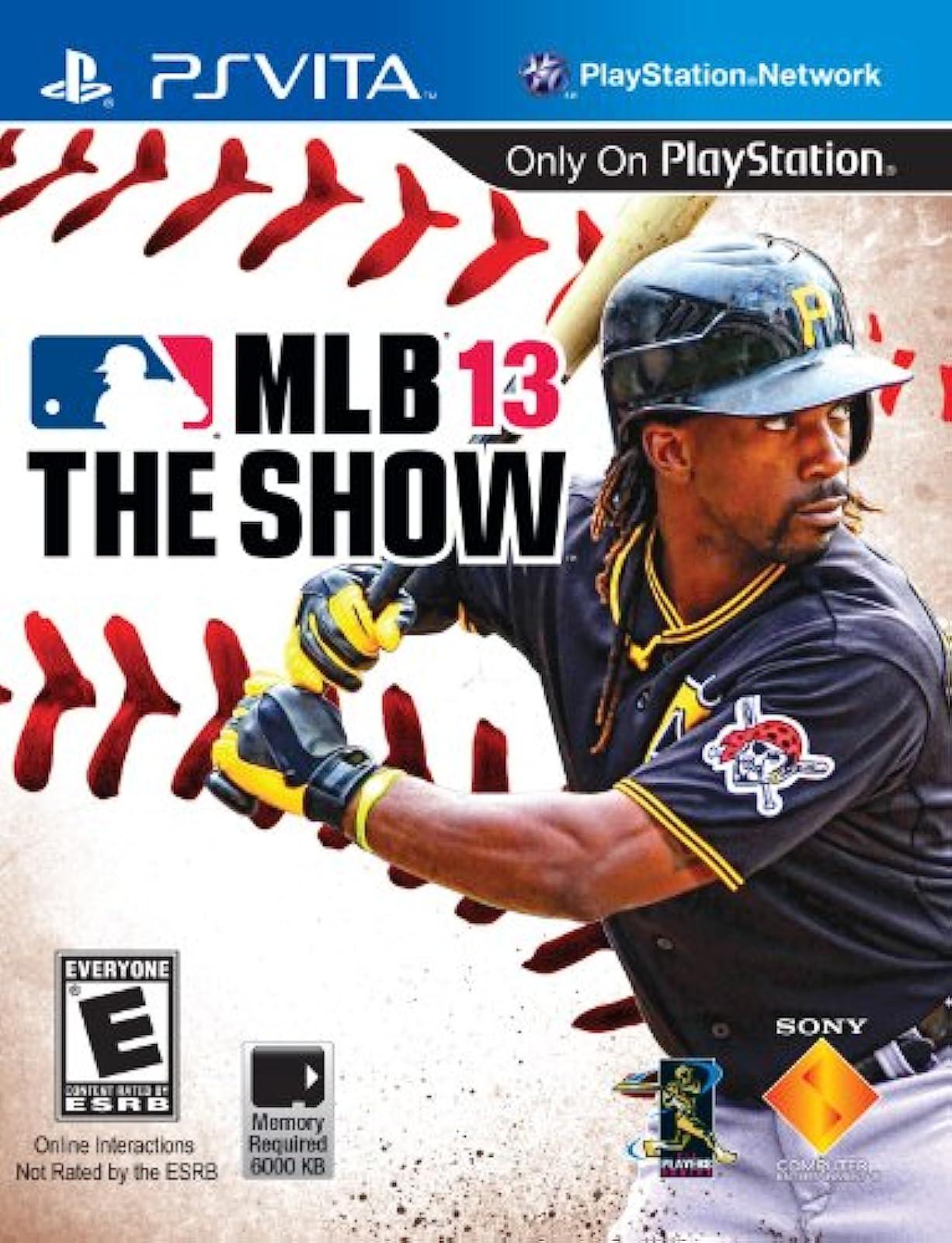MLB 13 The Show PlayStation Vita For Ps Vita Baseball