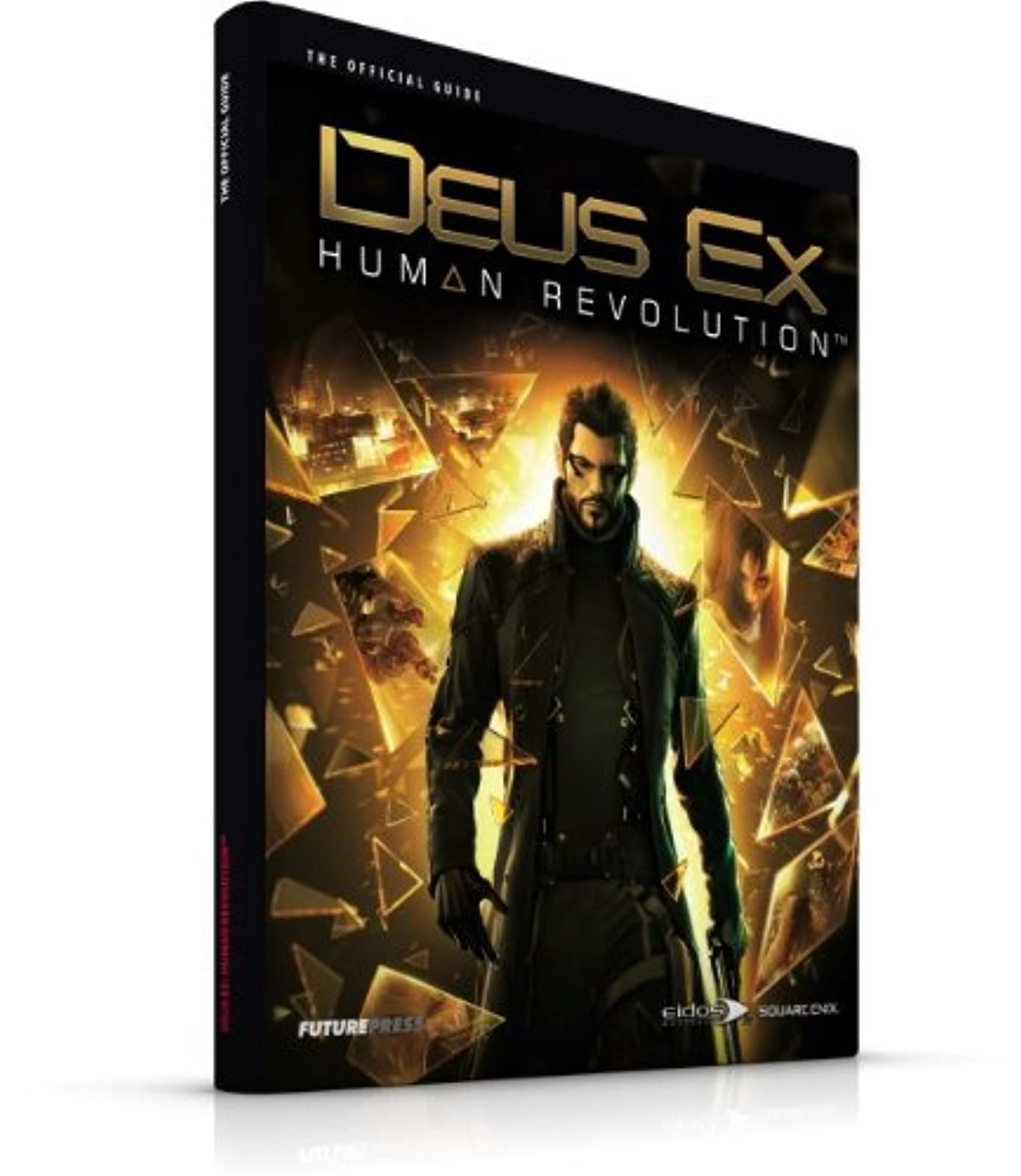 Deus Ex: Human Revolution The Official Guide Strategy Guide