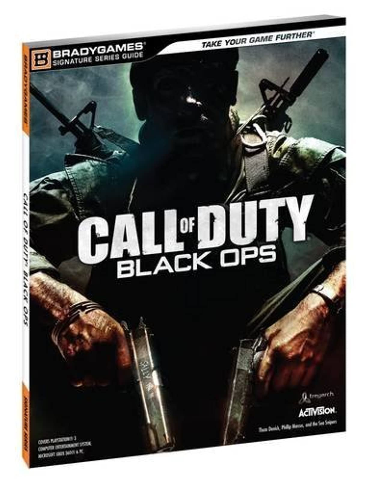 Call Of Duty: Black Ops Signature Series Bradygames Signature Series Guides COD