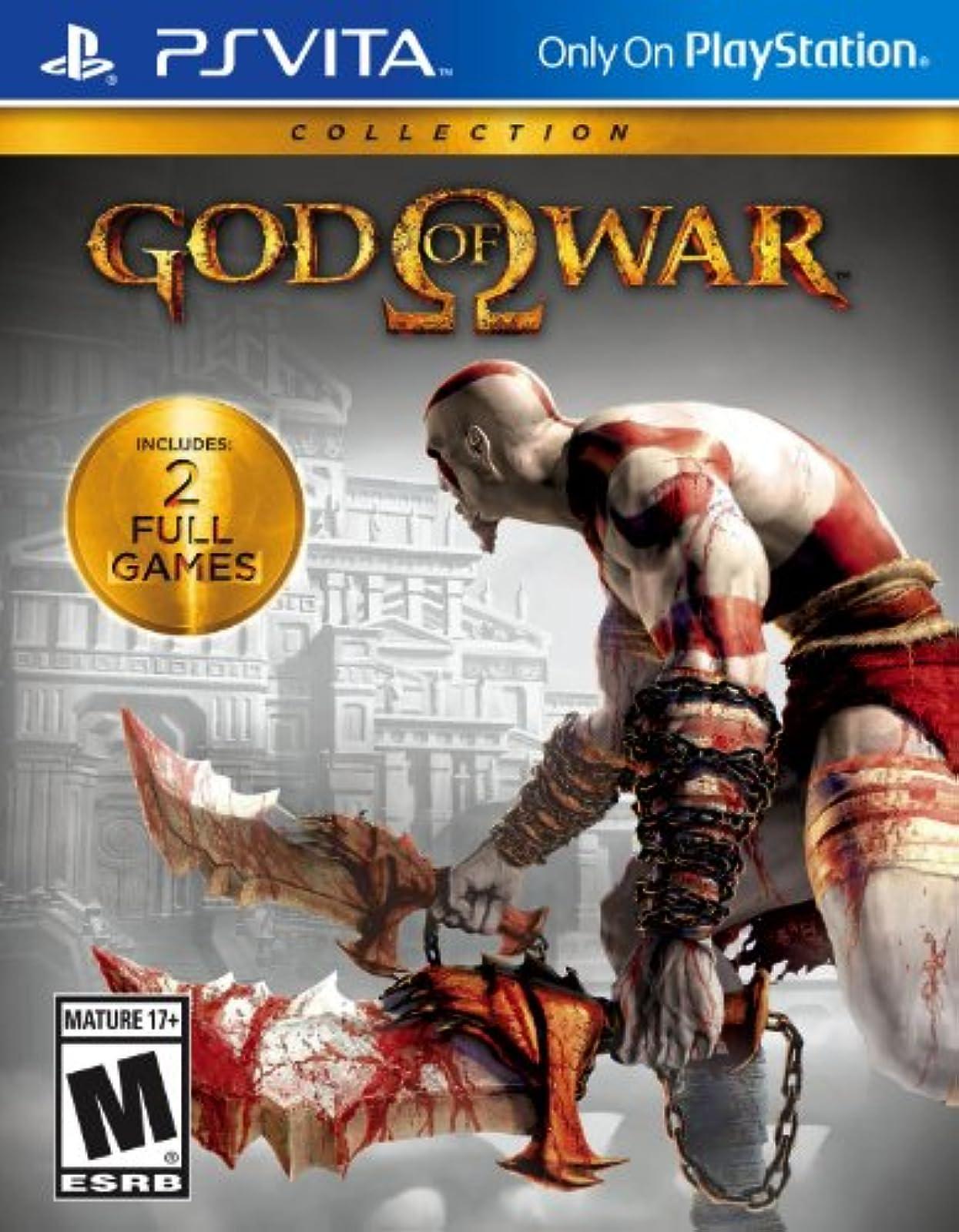 God Of War Collection PlayStation Vita For Ps Vita