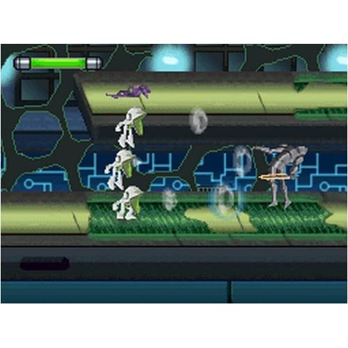 Image 3 of Ben 10 Alien Force For Nintendo DS DSi 3DS 2DS