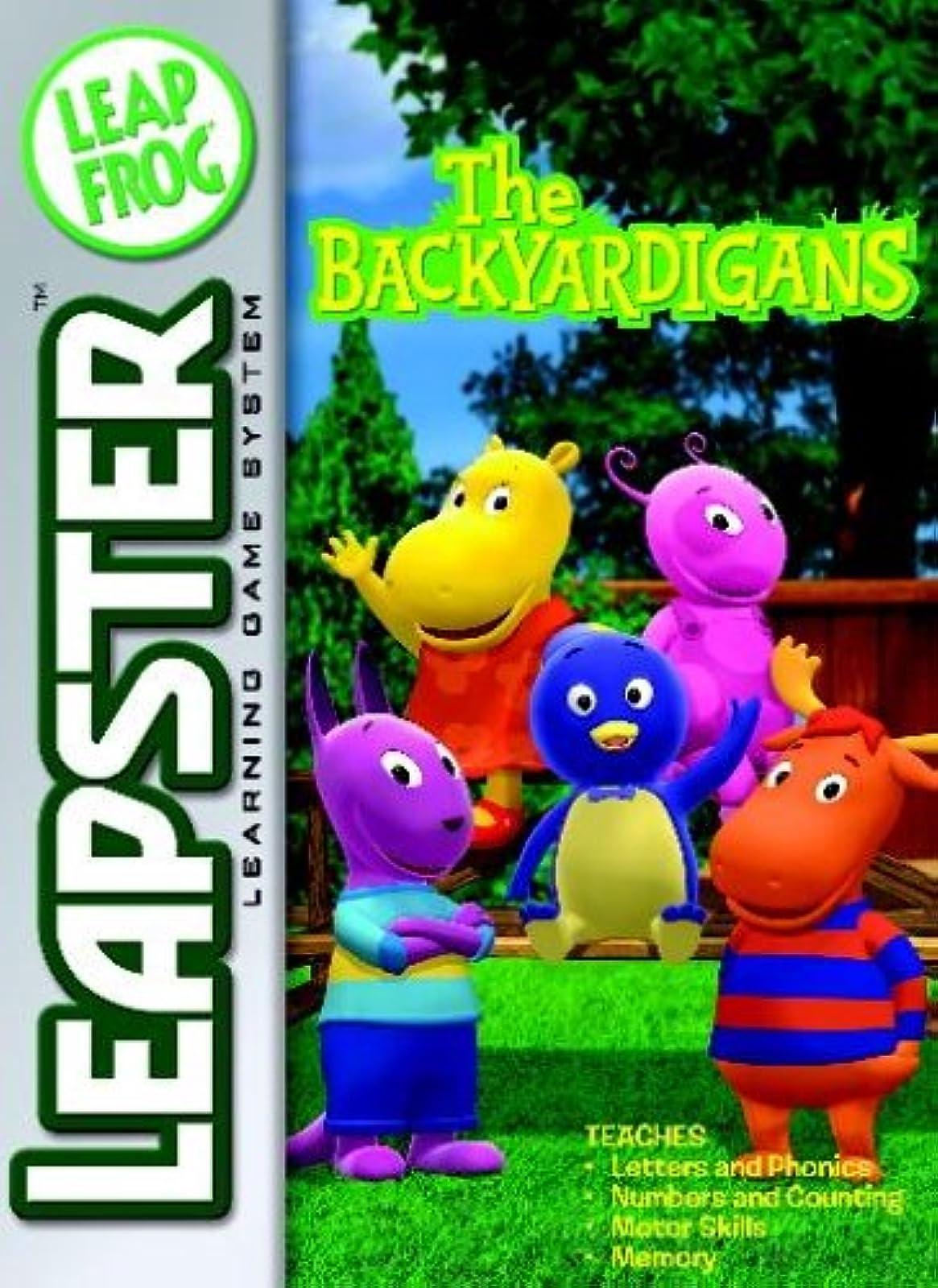Leapfrog Leapster Learning Game Backyardigans For Leap Frog Arcade