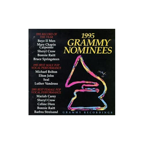 1995 Grammy Nominees On Audio CD Album