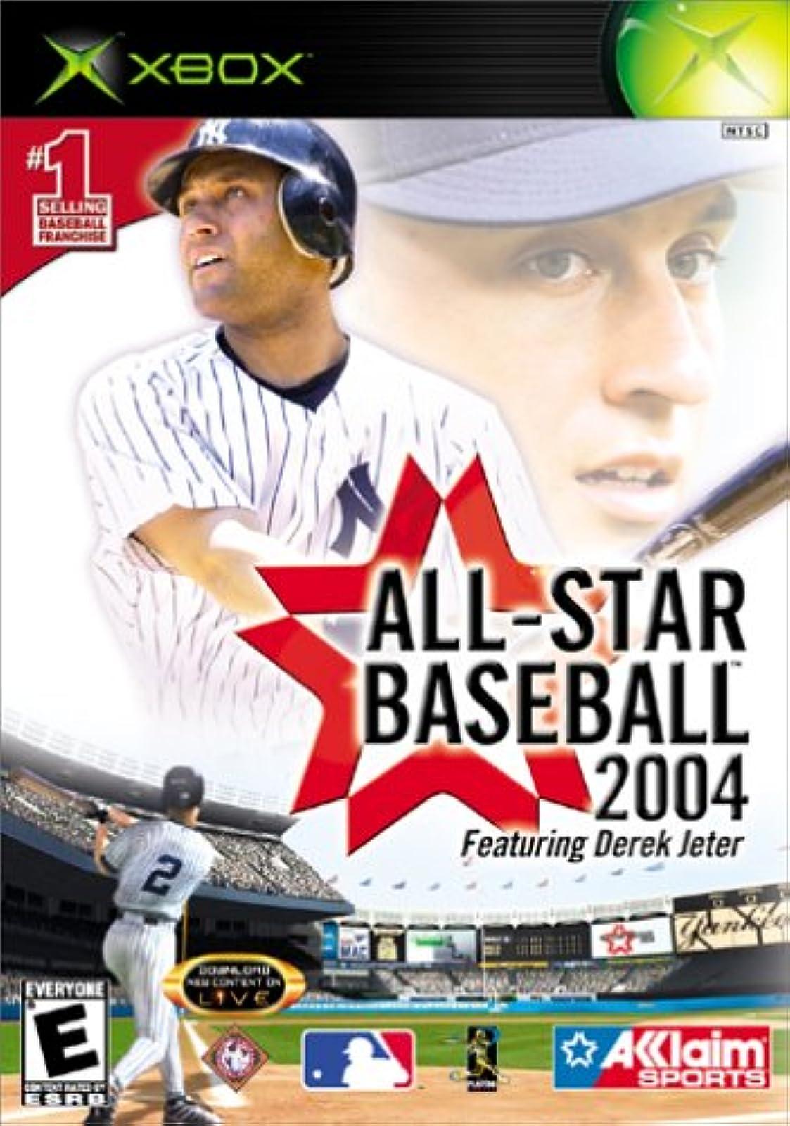 All-Star Baseball 2004 For Xbox Original