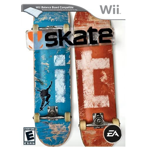 Skate It For Wii