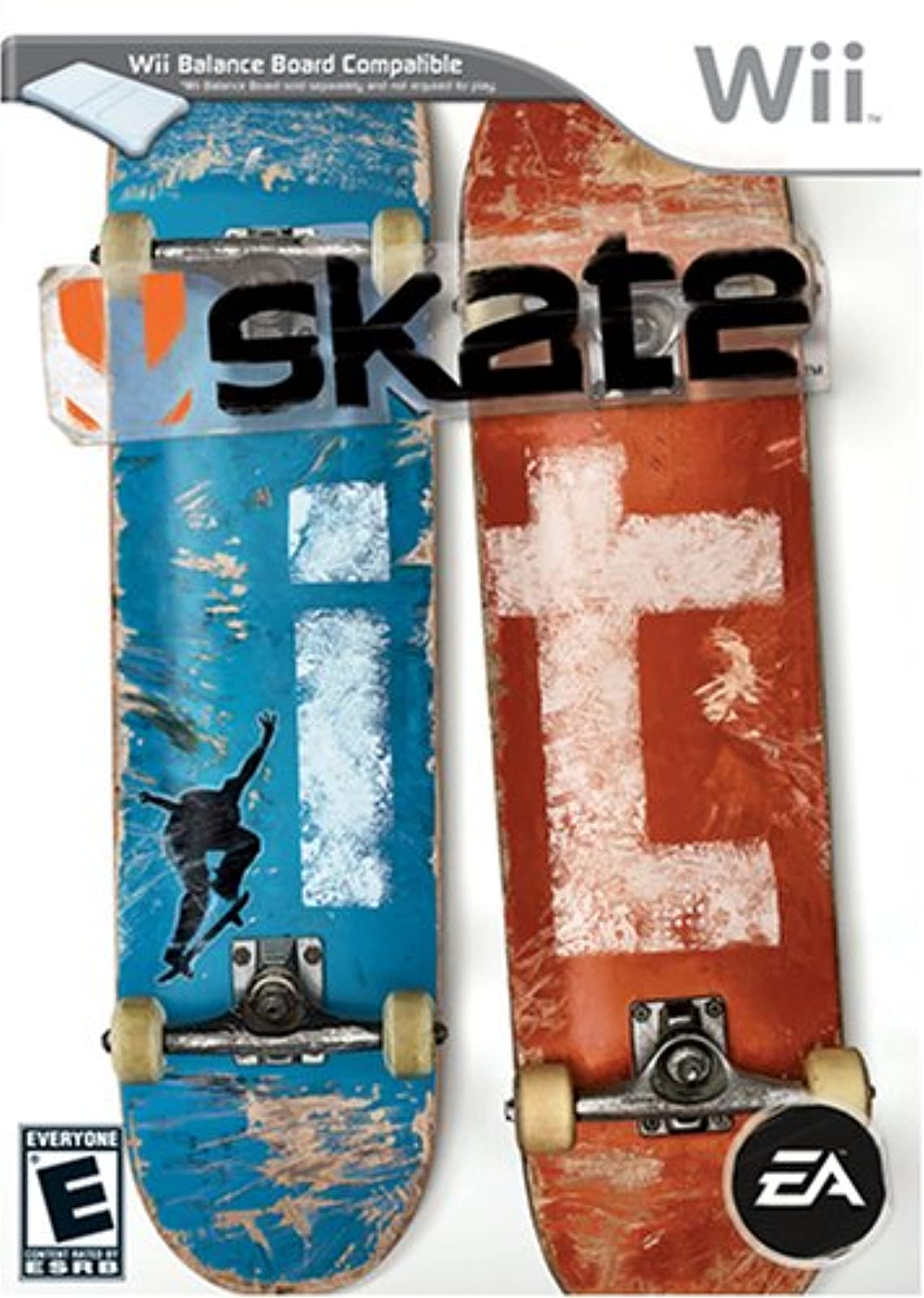 Skate It For Wii and Wii U