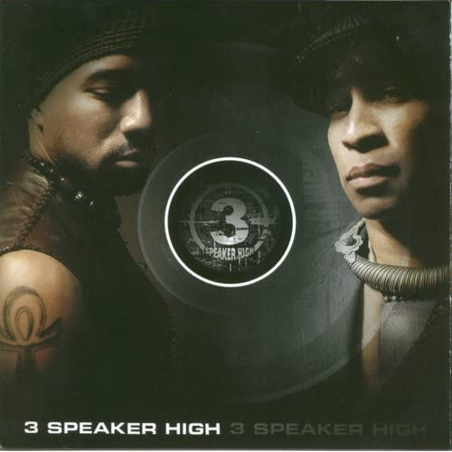 3 Speaker High By 3 Speaker High On Audio CD Album 2005