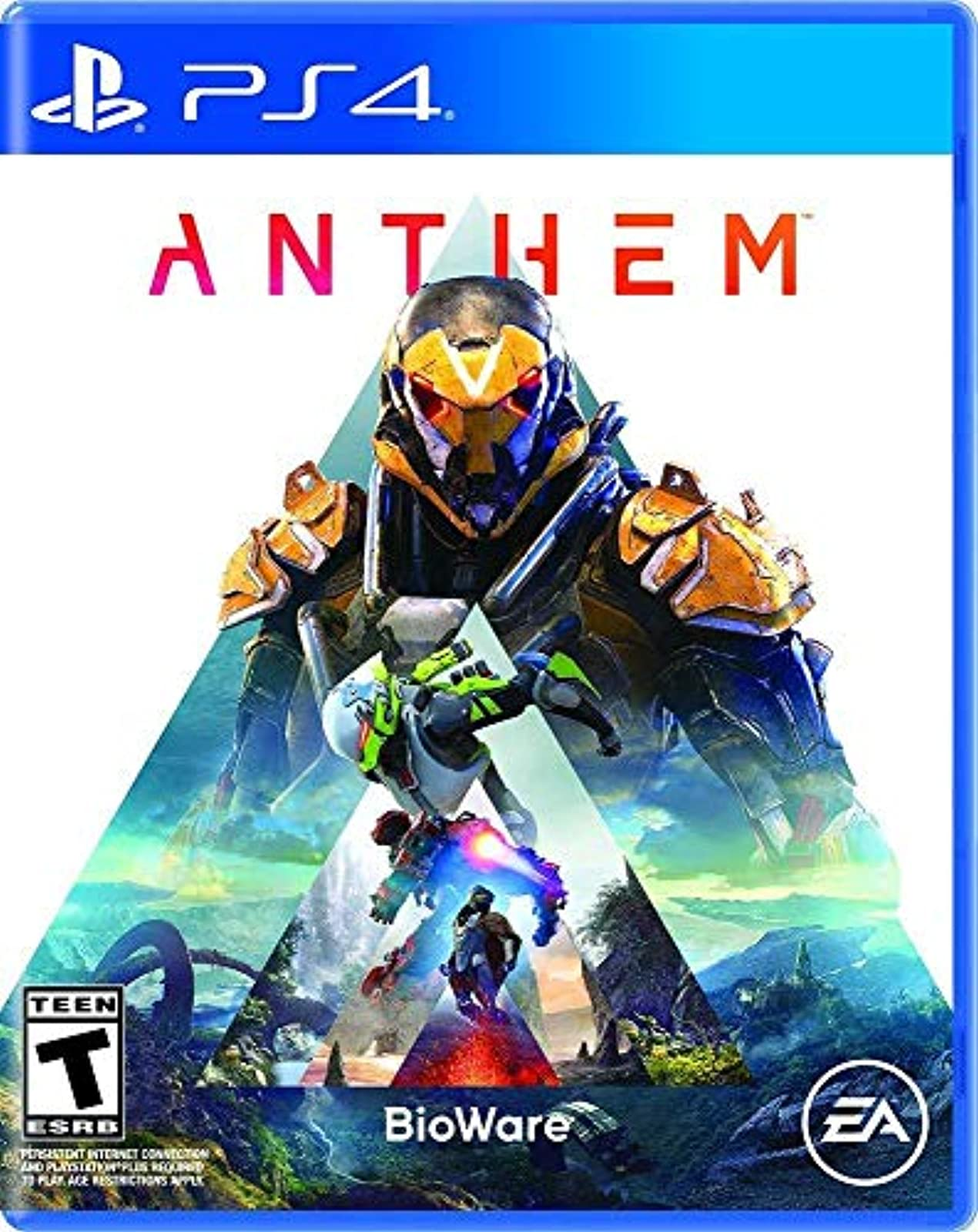 Anthem For PlayStation 4 PS4 Shooter PS5