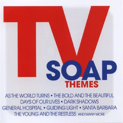 Image 0 of TV Soap Themes Television By TV Soap Themes On Audio CD Album Pop 2009