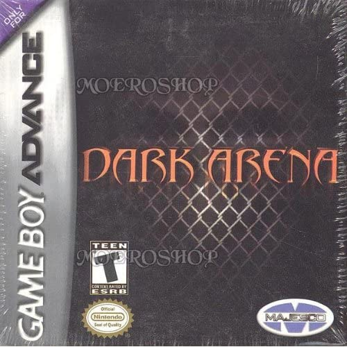 Dark Arena For GBA Gameboy Advance